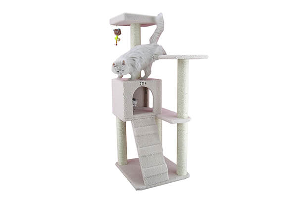 Armakat cat tree furniture condo height 50 inch to 60 inch