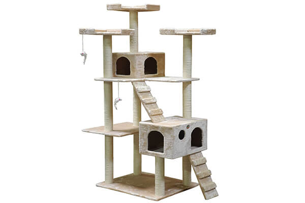Go pet club cat tree 70 inch