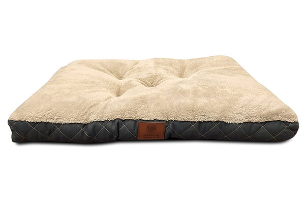 American kennel club deluxe plush quilted crate mat