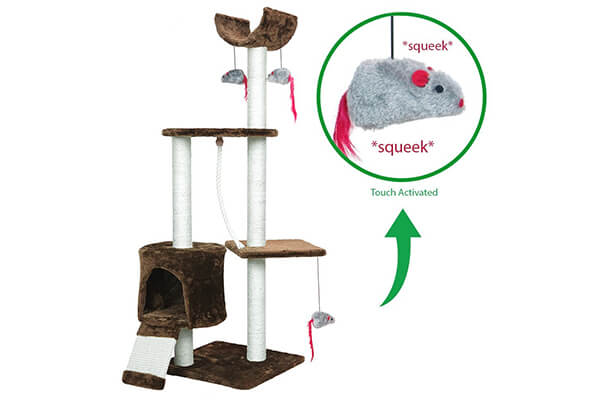 PARTY SAVING pet palace cat tree