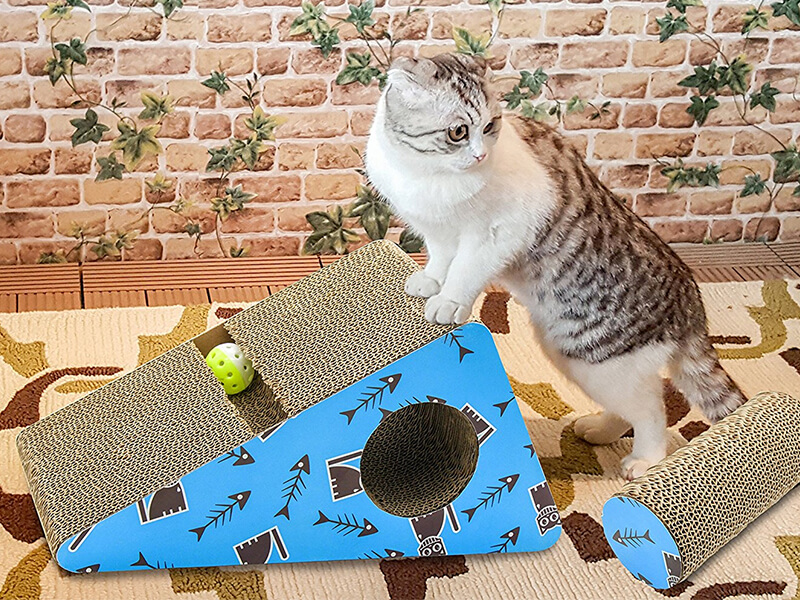 Top 10 Best Scratching Posts For Cats of 2021 Review