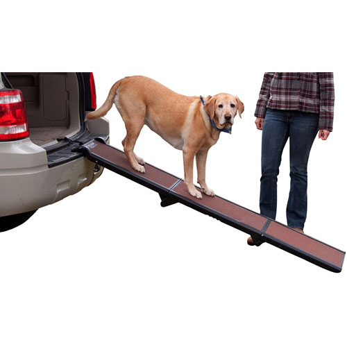 Pet Gear Tri-Fold Ramp, Supports up to 200lbs, 71 in.