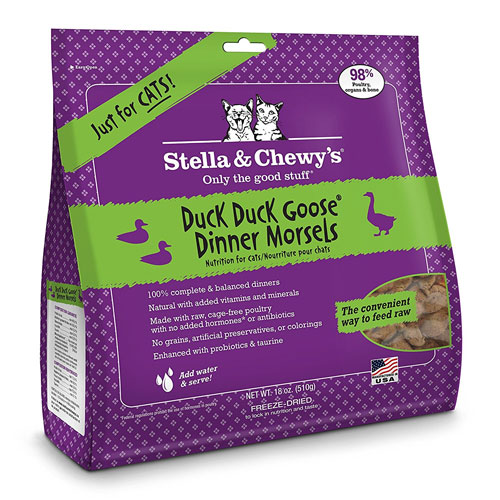 Stella & Chewy's Freeze Dried Food for Cat