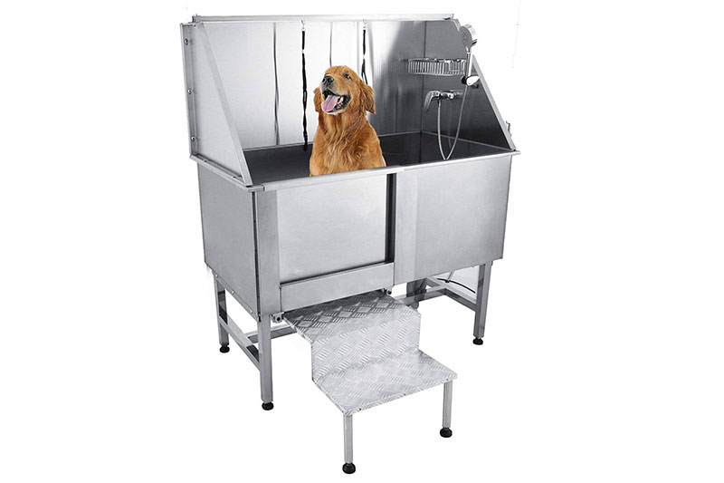 The 10 Best Walk in Dog Grooming Tubs of 2021 Review