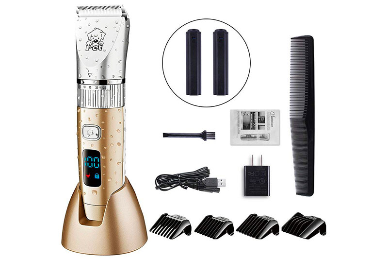 The 10 Professional Dog Grooming Kits of 2020 Review