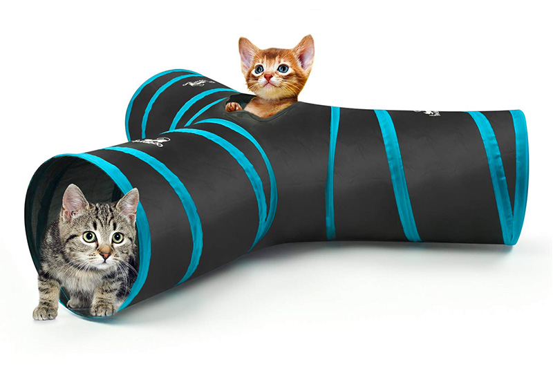 Top 10 Best Cat Agility Tunnels of 2021 Review