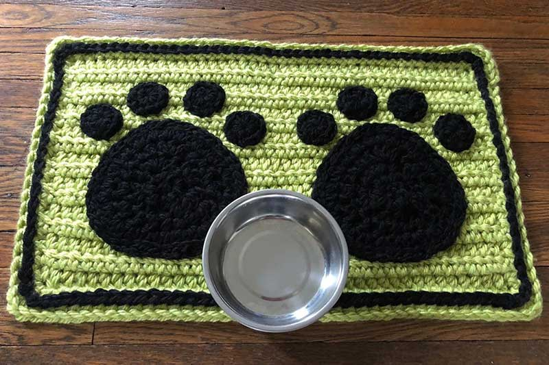 Top 10 Best Cat Food Mats of 2019 Review