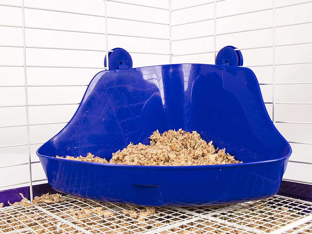 Top 10 Best Rabbit Litter Box of 2021 Review