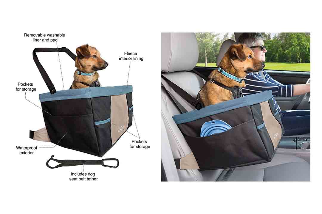 Kurgo Car Pet Booster Seat