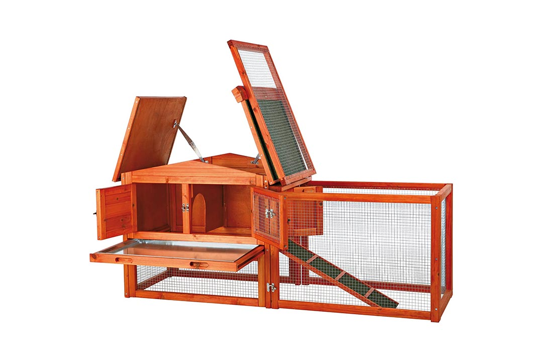 TRIXIE Pet Products Rabbit Hutch