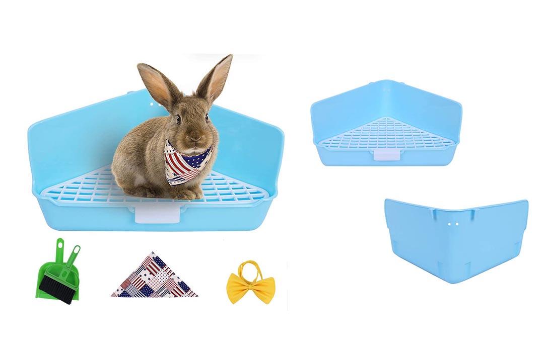 Humorous.P Rabbit Litter- Small Animal Litter Potty