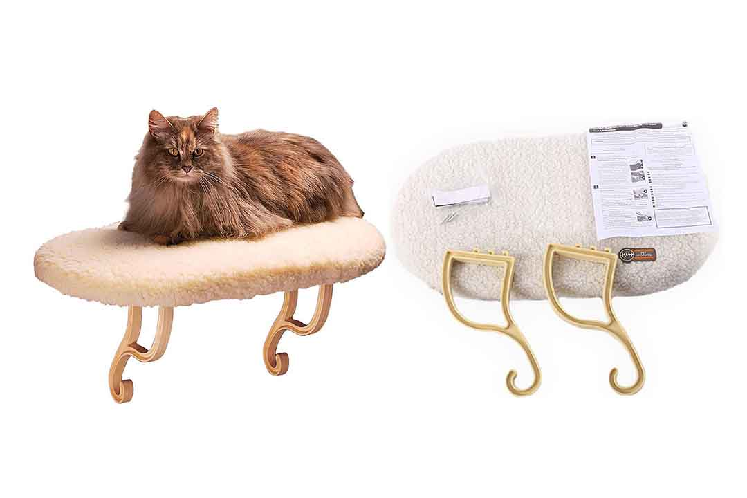 K & H Manufacturing Kitty Sill