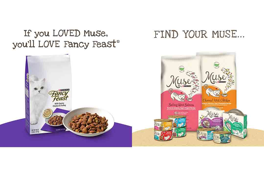 Muse Natural Grain Dry Cat Food