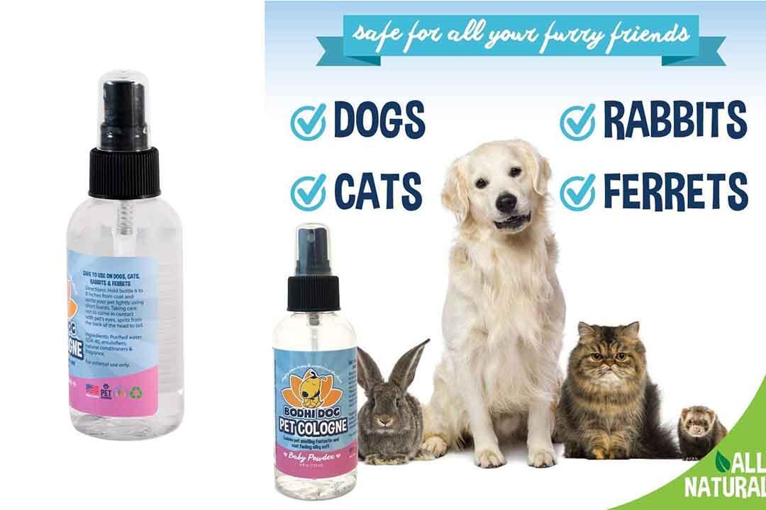 Natural Pet Cologne | Cat & Dog Deodorant