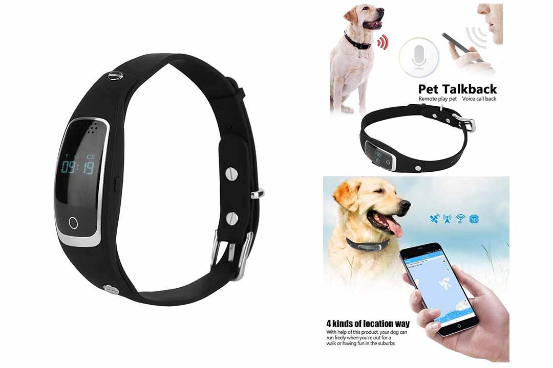 Pet Tracker Waterproof Anti-Lost GPS