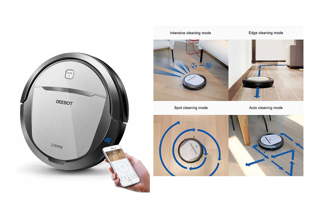 Pro Robotic Vacuum Cleaner
