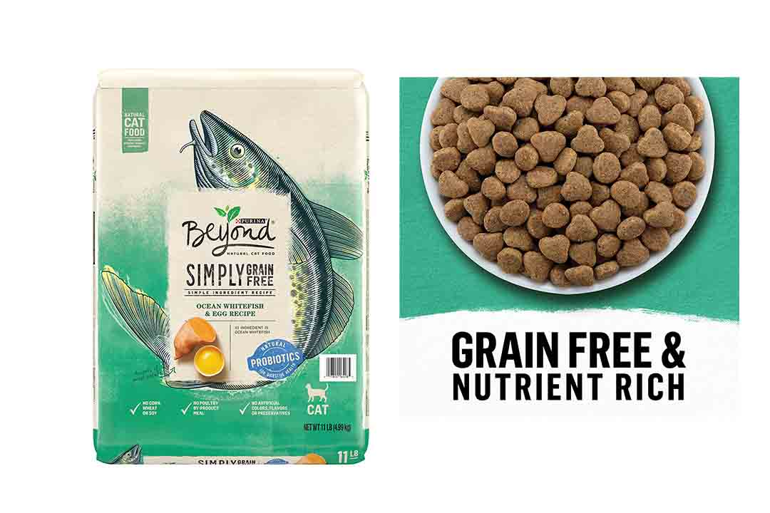 Purina Beyond Natural Grain Free Ocean Whitefish
