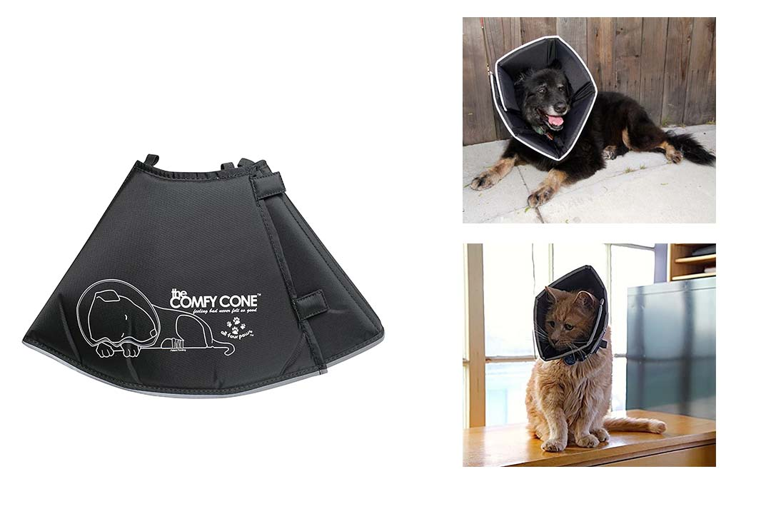 All Four Paws, The Comfy Cone Pet Recovery Collar