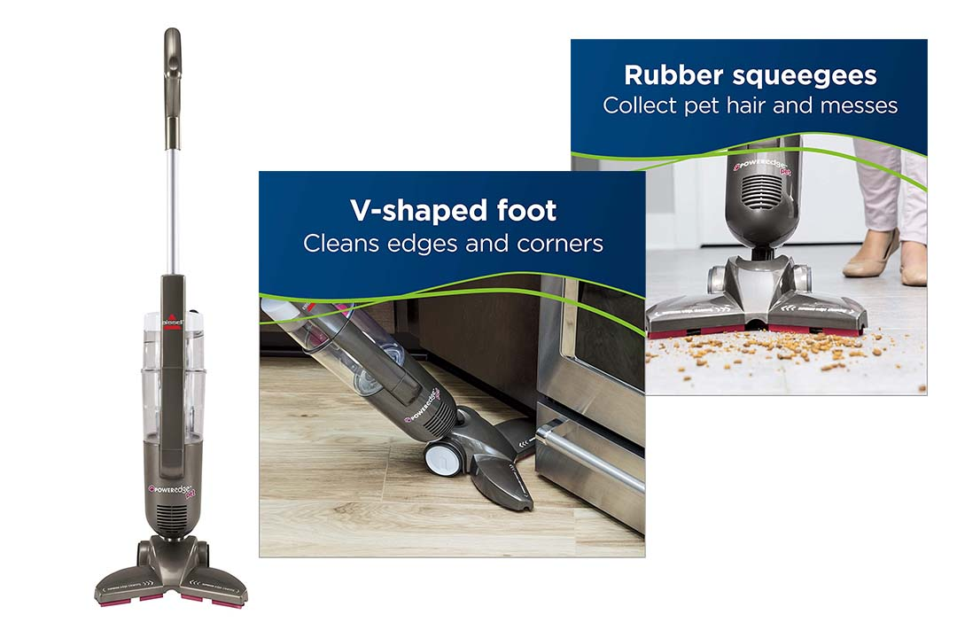 BISSELL Hard Floor Vacuum