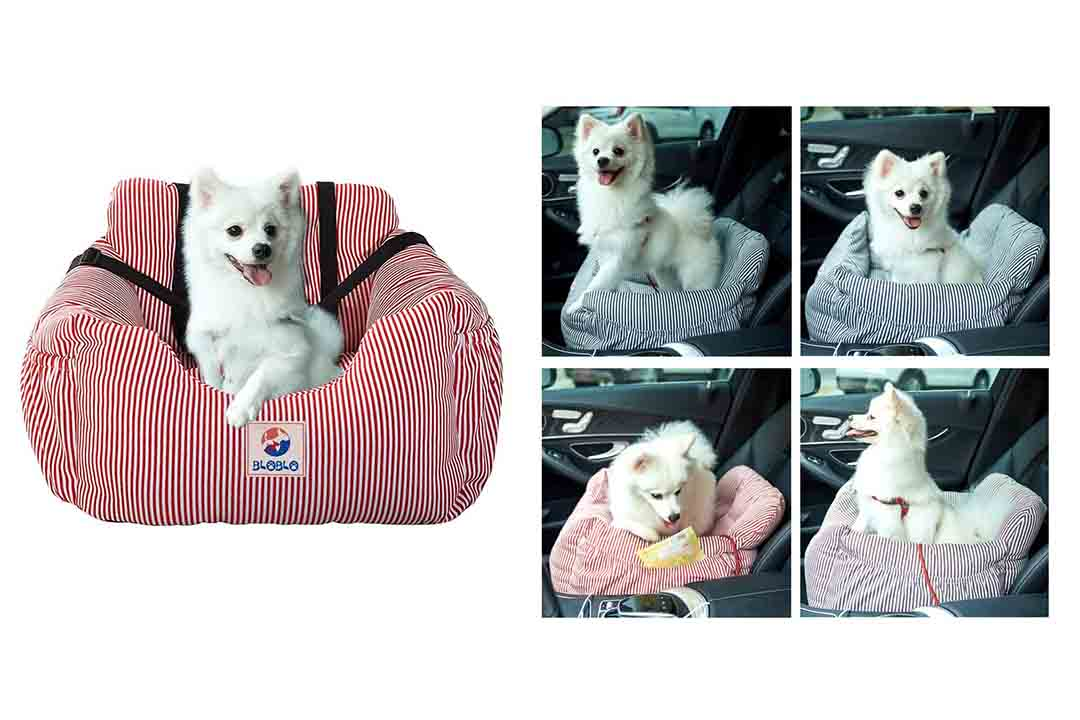 BLOBLO Dog Car Seat Pet Booster Seat Pet