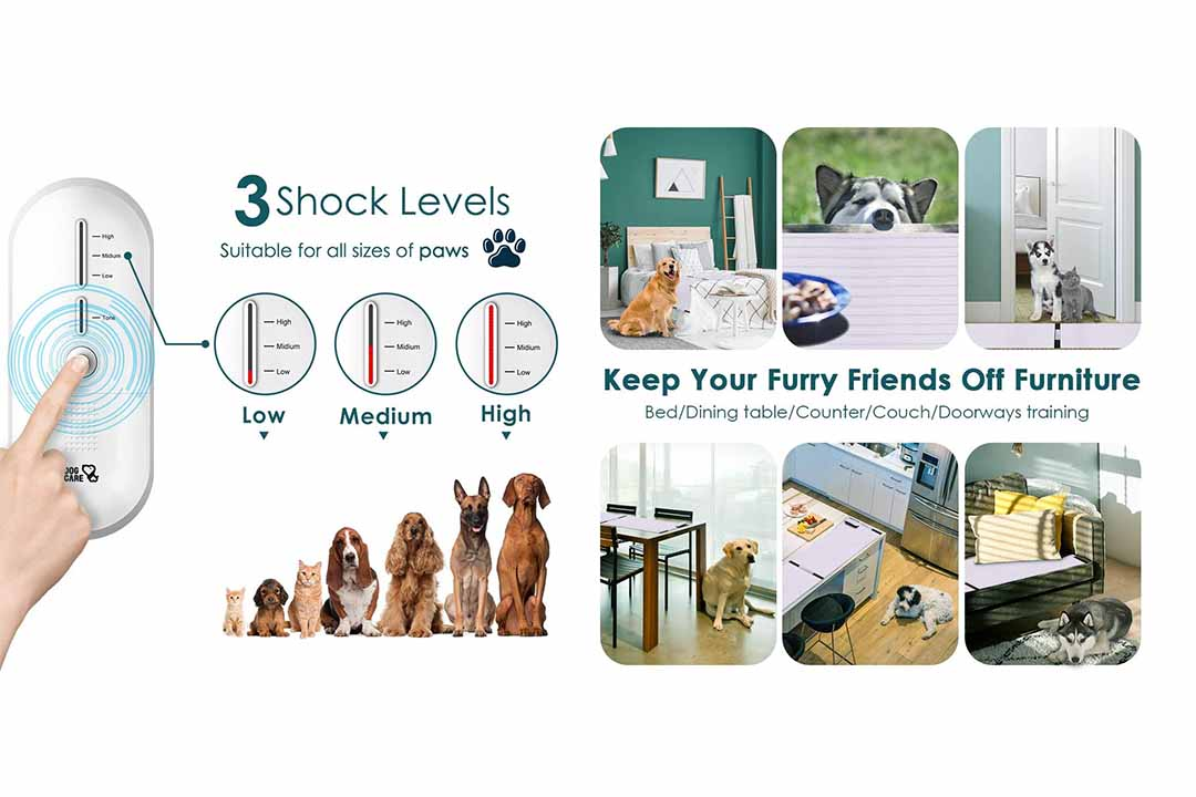 DOG CARE Pet Shock Mat