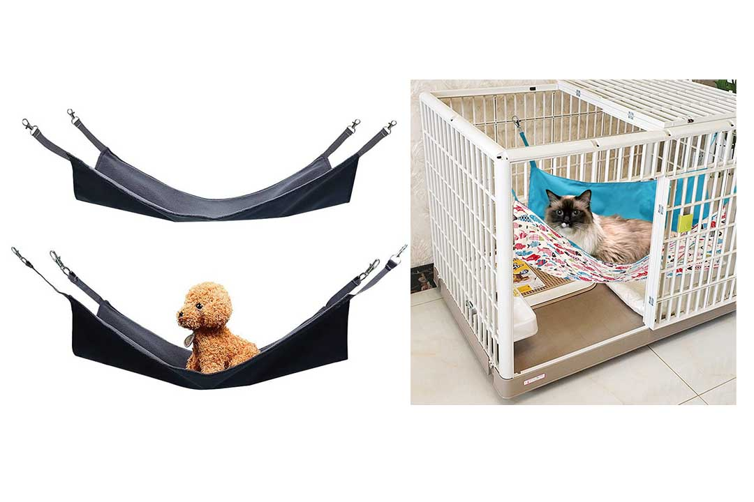 I Love Pets 365 2 Pieces Pet Hammock Bed