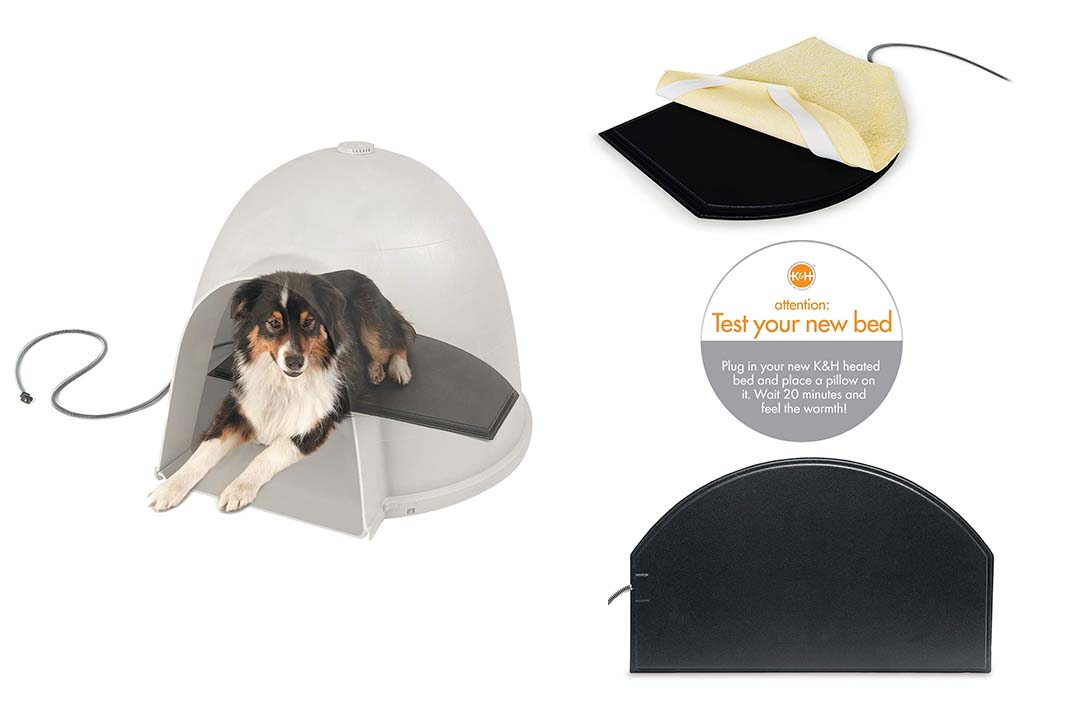 K&H Pet Products Lectro-Kennel Igloo Structure