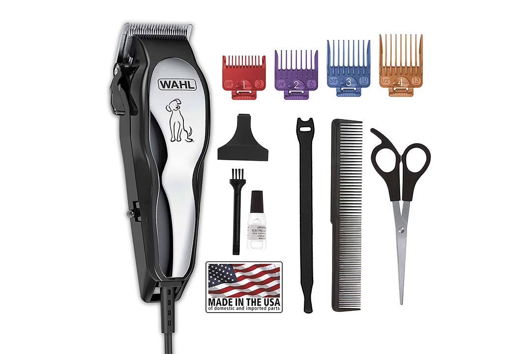 Wahl Clipper Pet-Pro Pet Clipper Dog Grooming Kit for Small/Large Dogs
