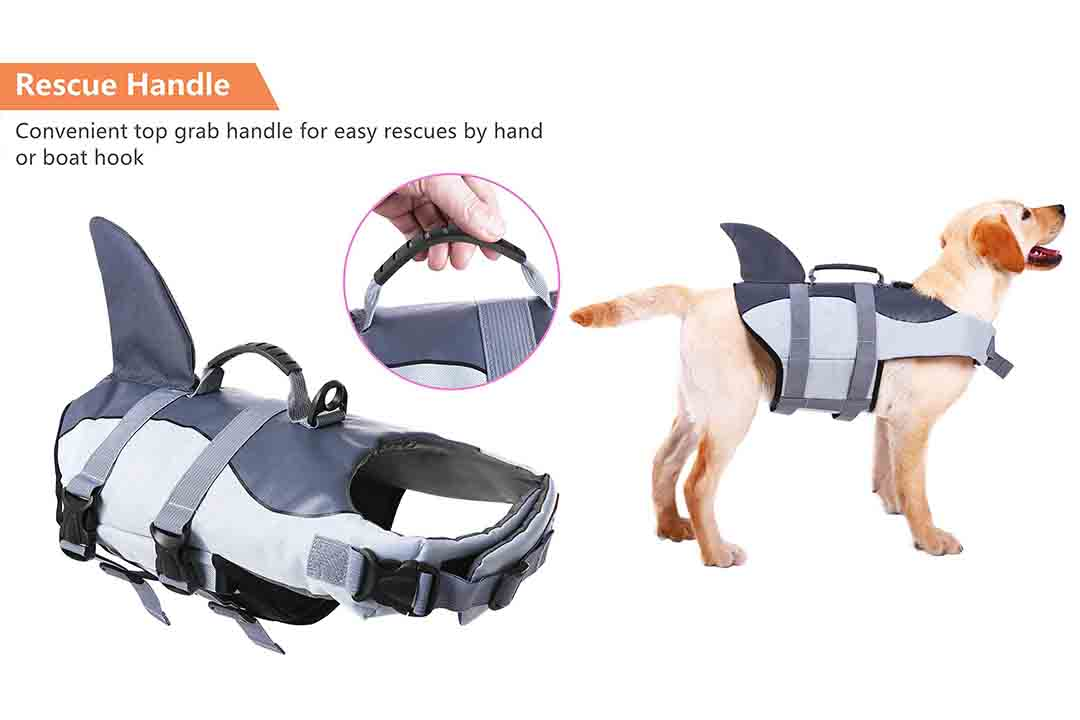 ASENKU Dog Life Jacket