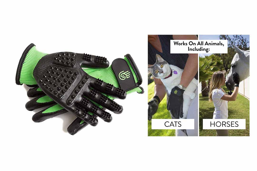 Award Winning Handson Gloves for Shedding
