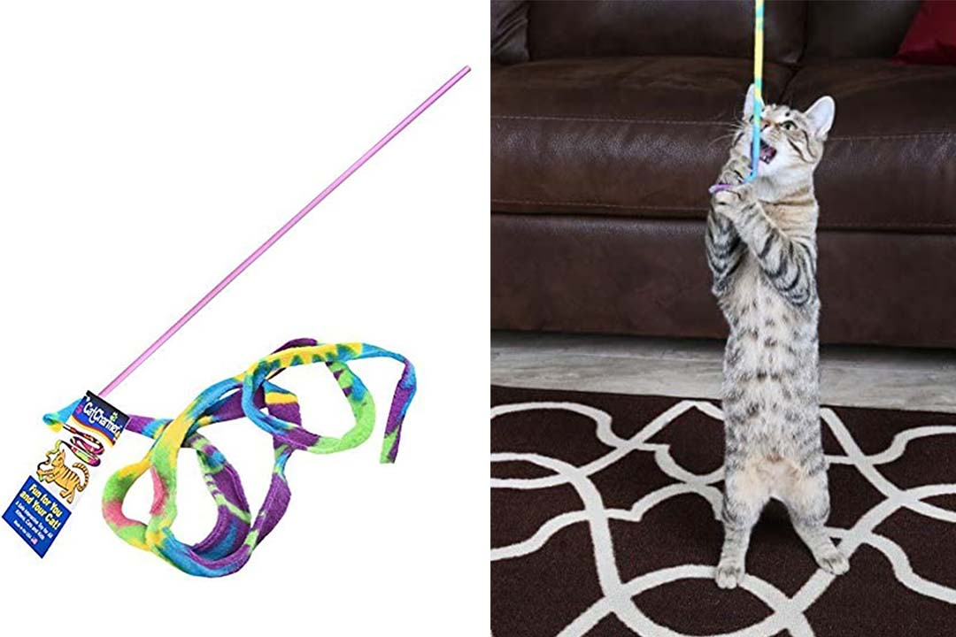 Cat Dancer Cat Charmer Wand