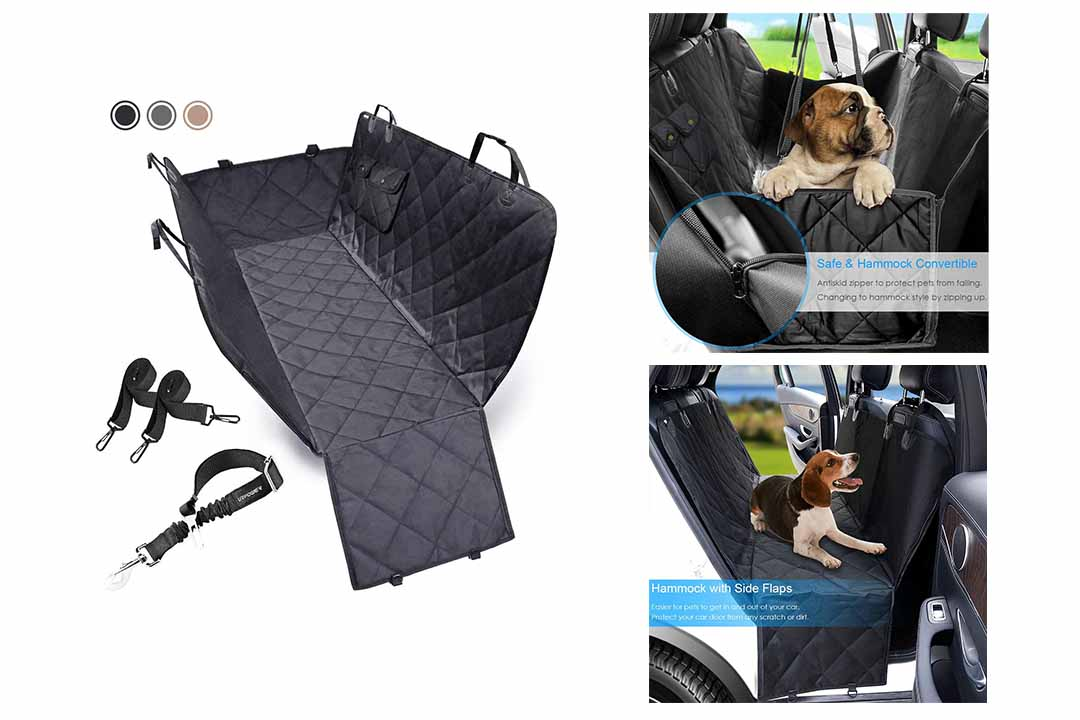 Dog Seat Cover Car Seat Cover for Pets