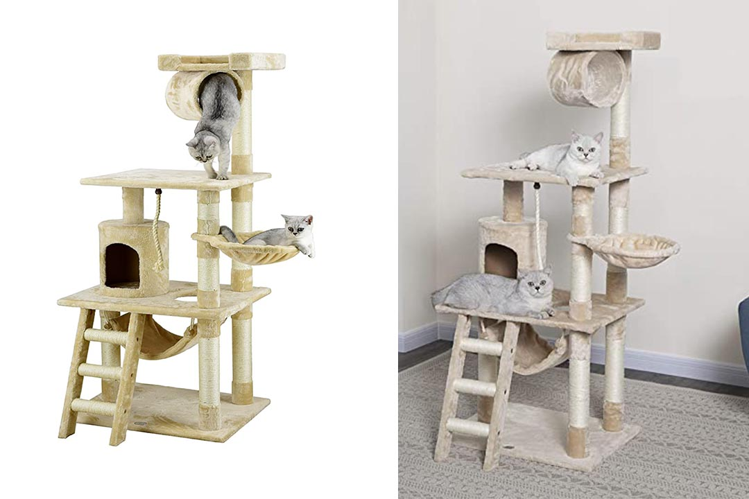 Go Pet Club Cat Tree Furniture