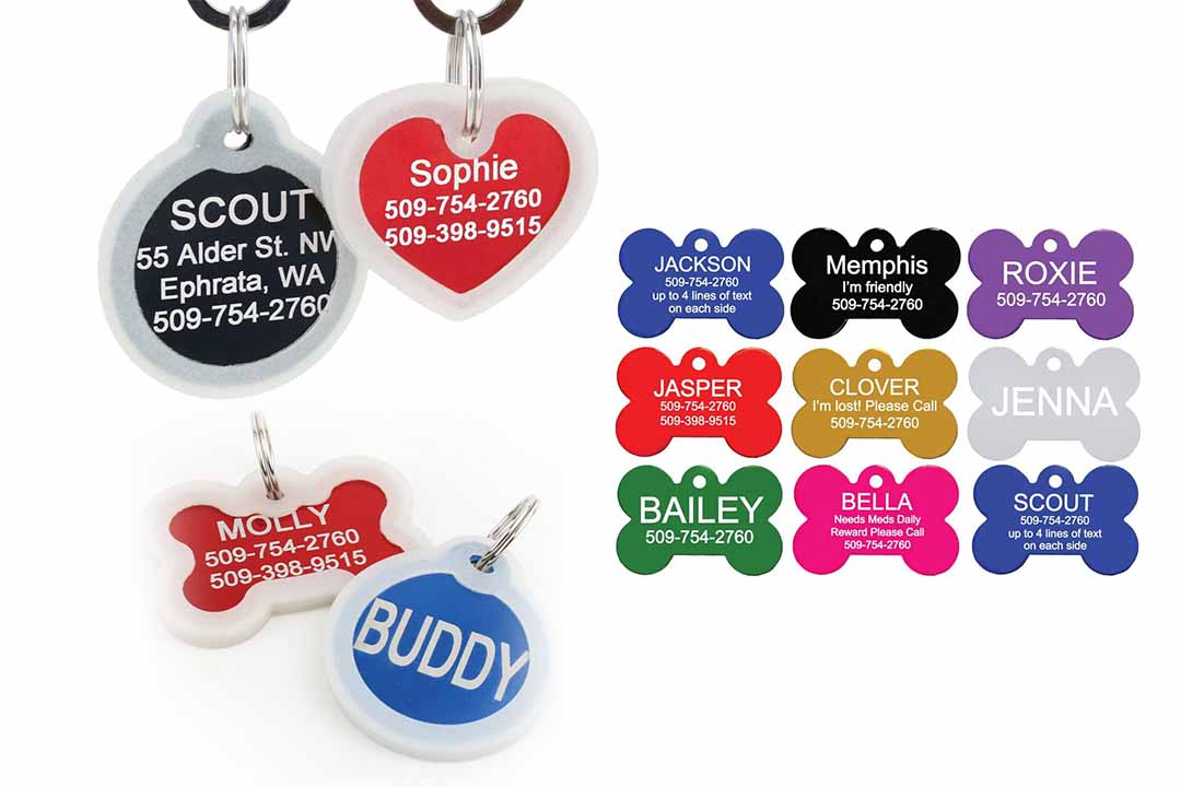 GoTags Personalized Pet ID Tags