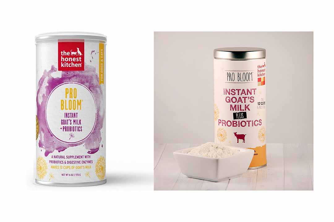 Honest Kitchen the Pro Bloom Dehydrated Instant Goat's Milk