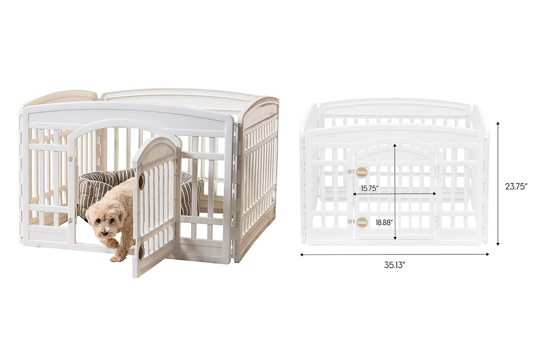 IRIS Pet Pen and Barrier