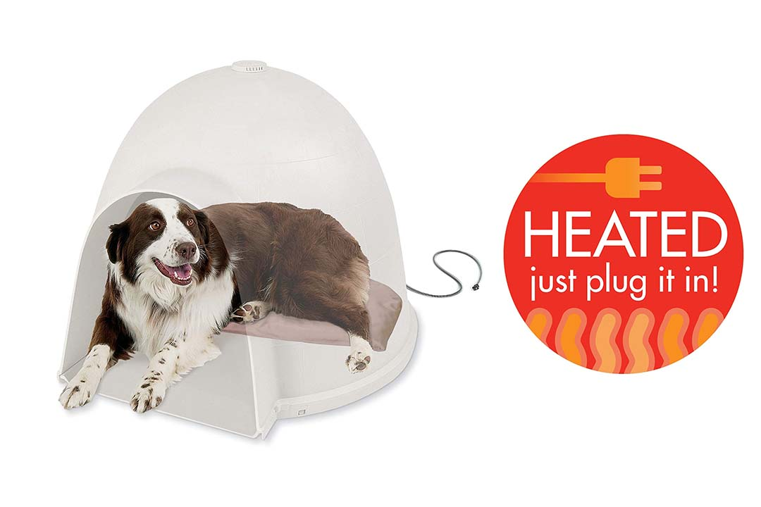 K& H Pet Products Lectro-Soft Igloo