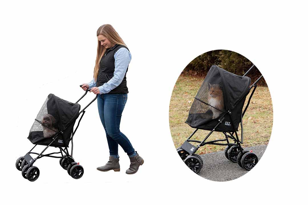 Pet Gear Ultra-Lite Travel Stroller