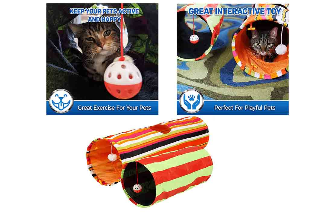 Pet Magasin Cat Tunnels
