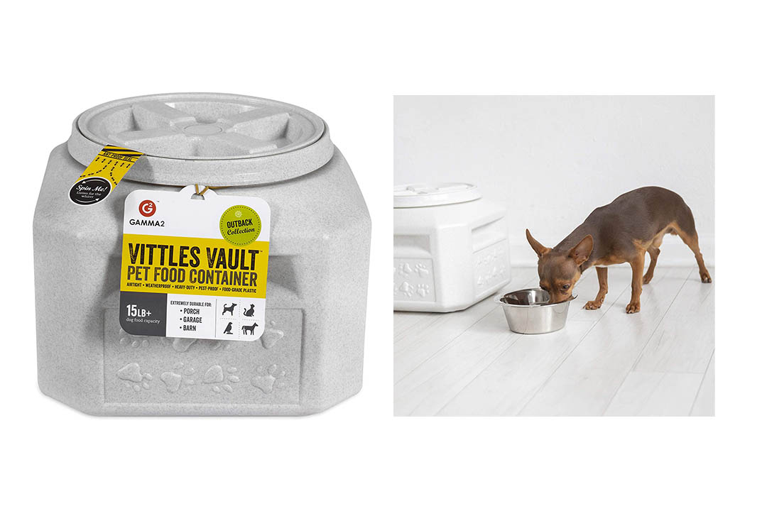 Vittles Vault Outback - Ant Proof Dog Food Container