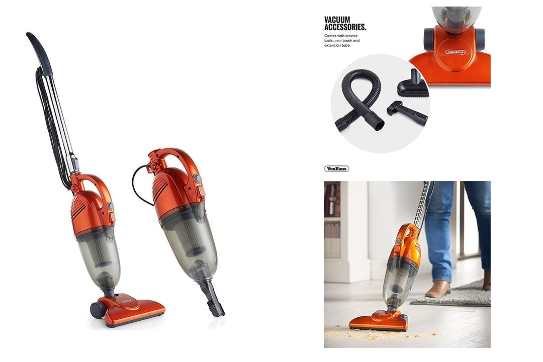 VonHaus Vacuum Cleaner Accessories