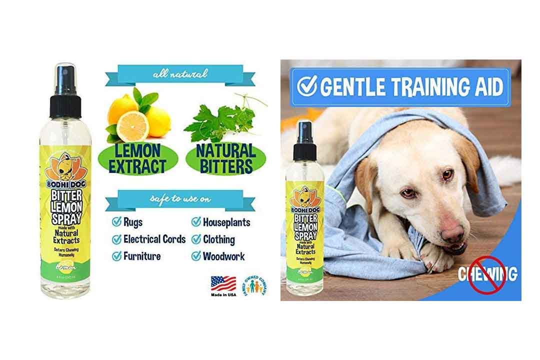 Bodhi Dog Bitter Lemon Spray