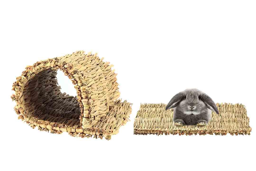 Cloud-X 3 Pack Rabbit Bunny Mat