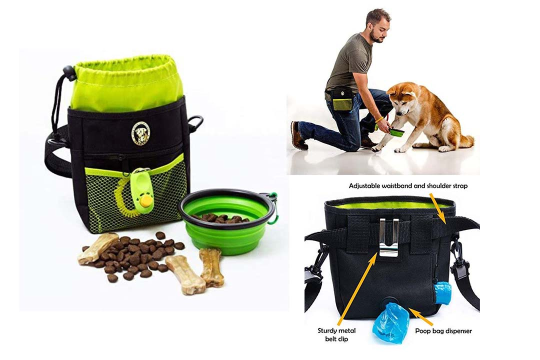 PERRAMA Dog Treat Bag