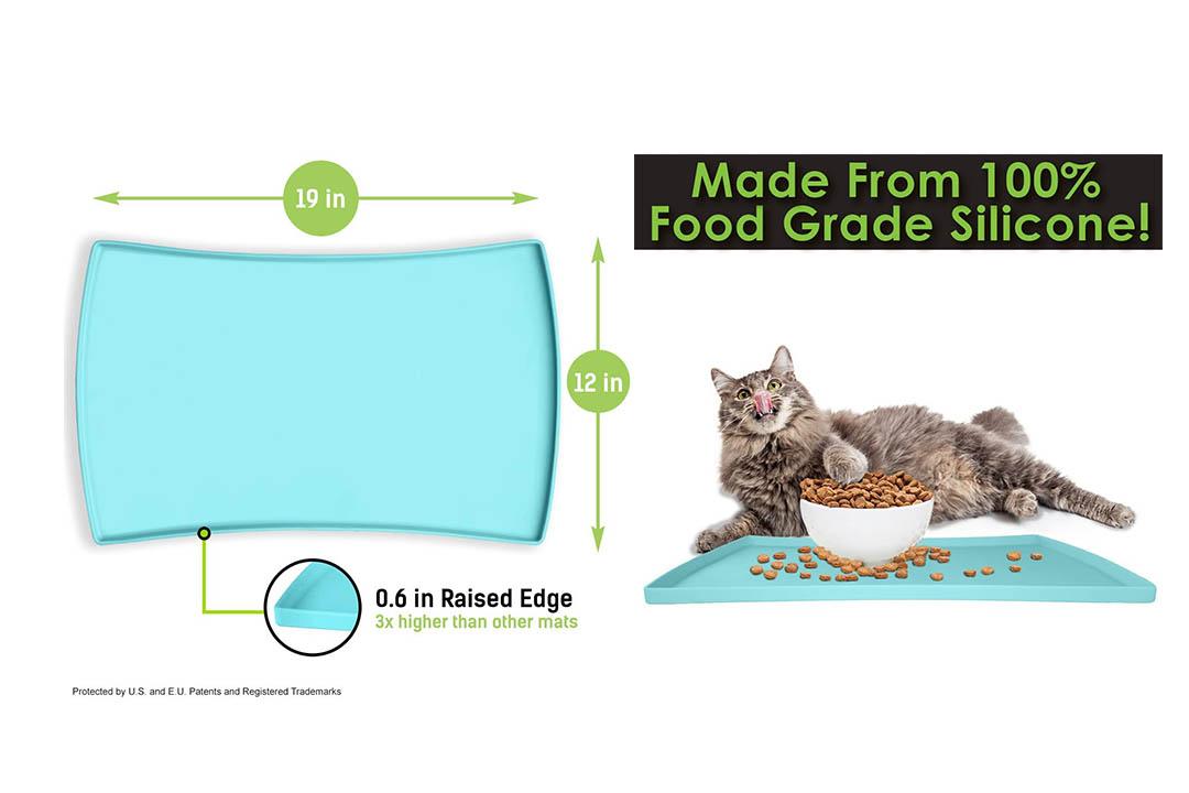 CatGuru Premium Cat Food Mat