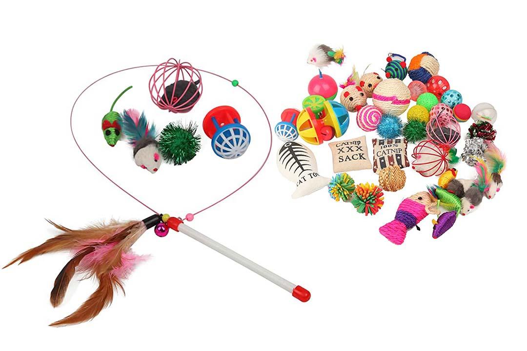 Fashion Talk Cat Toys