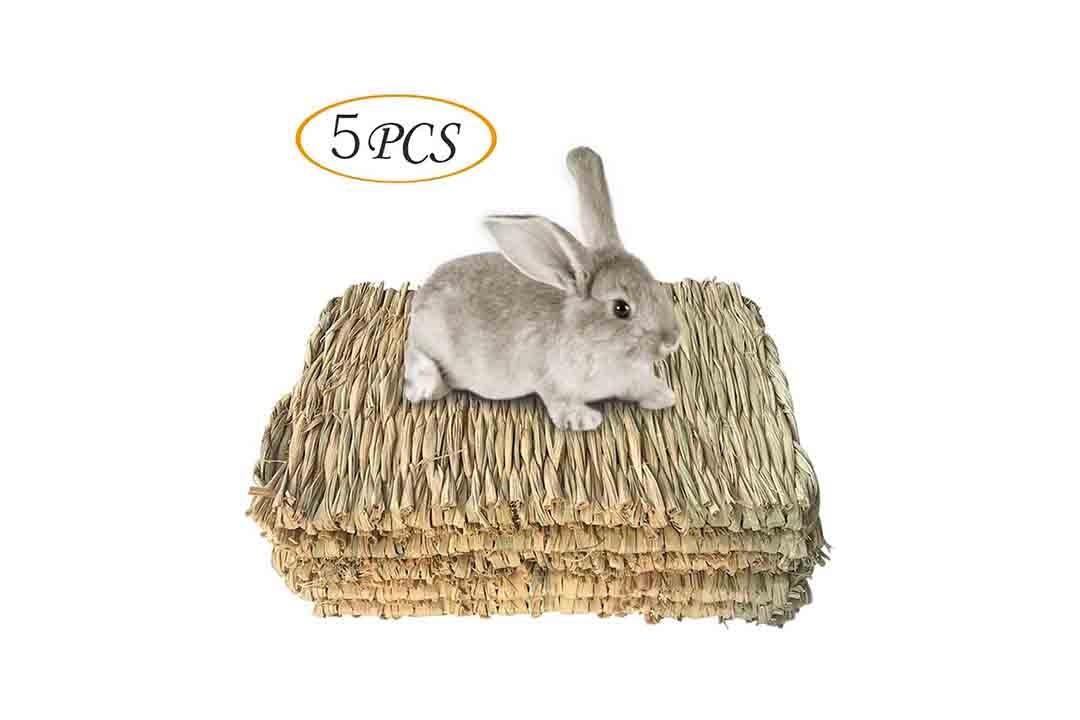 Grass Mat Woven Bed Mat