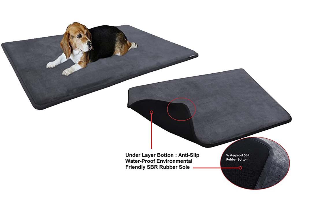 Premium Dogbed4less Cooling Memory Mat