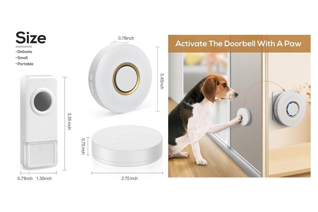 Wireless Doorbell-ELEPOWSTAR