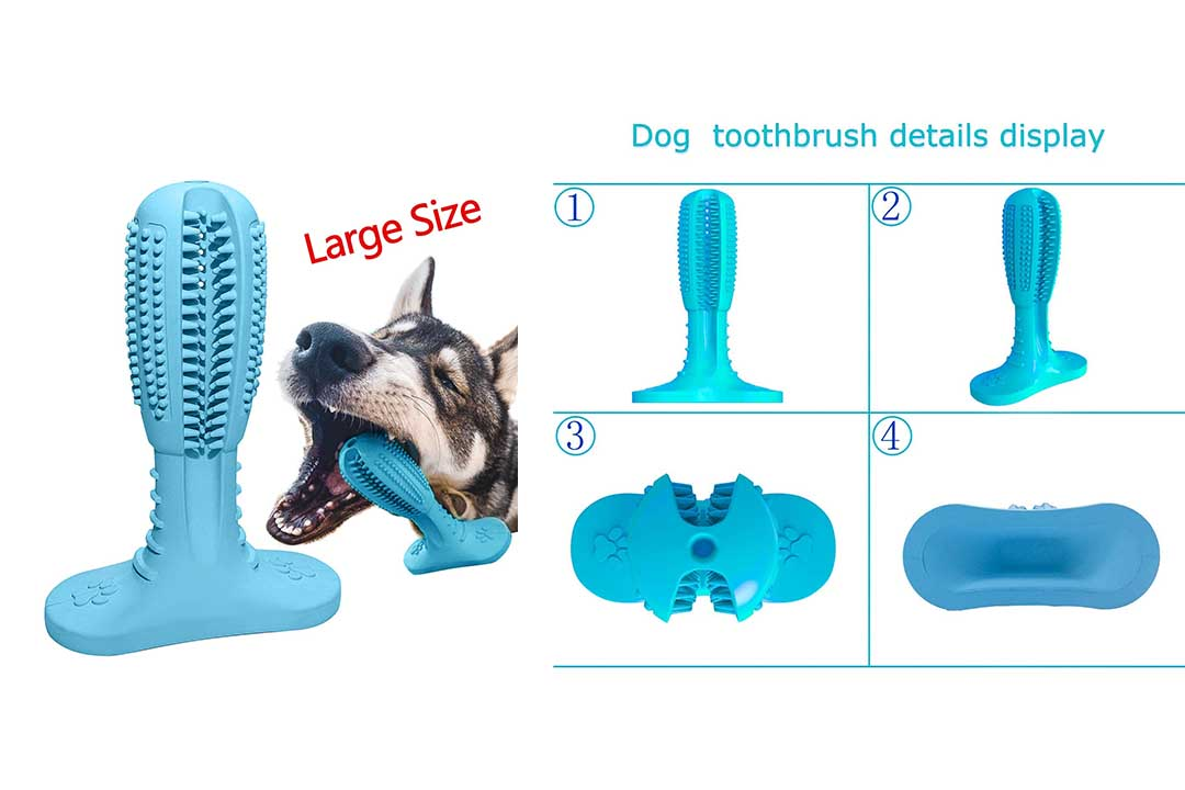 Wisedom Dog Toothbrush Stick